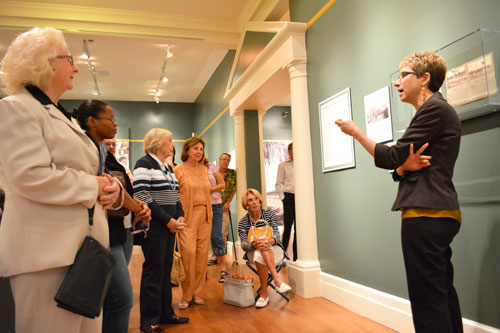 gallery talk tracy