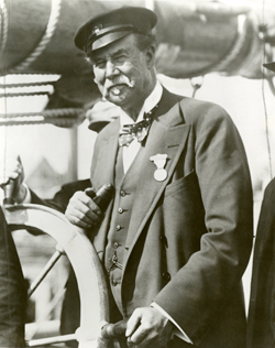 Sir Thomas Lipton ca 1920s