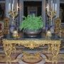 marble top table Grand Hall