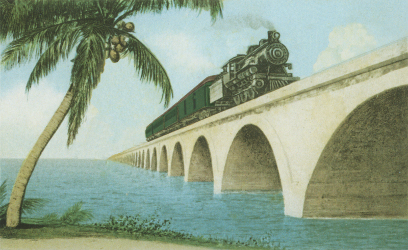 Over Sea Railroad