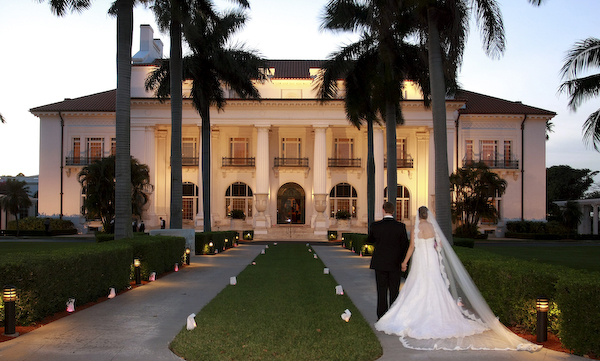 Whether For A Gala Sunset Reception Or An Intimate Gathering Surrounded By Gilded Age Magnificence The Flagler Museum Offers Variety Of Wedding