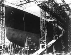 Titanic Construction Lecture